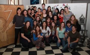 Estudiantes de Artes Visuales exponen en La Higuera