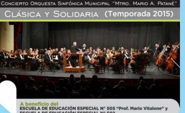 Clásica y Solidaria a beneficio de las Escuelas Especiales Nº 502 y 505
