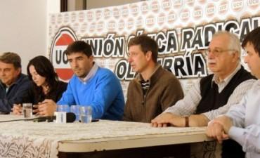La UCR reafirma su apoyo a los candidatos de Cambiemos