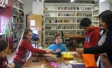 La Biblioteca de Sierras Bayas convoca a la comunidad alrededor de distintas actividades