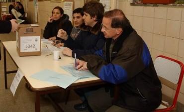 Elecciones: comenzó la capacitación presencial a autoridades