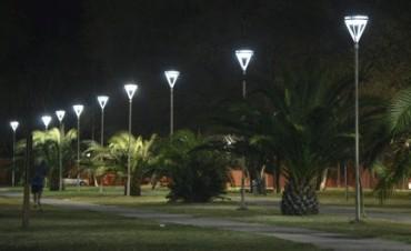 Coopelectric aclara sobre el cambio de luminarias públicas