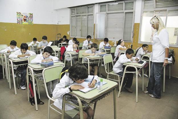'La escuela tiene que hacerse cargo del contexto donde actúa'