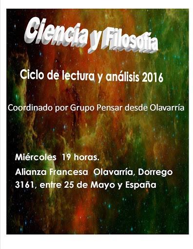 Encuentro de Ciencia y Filosofía