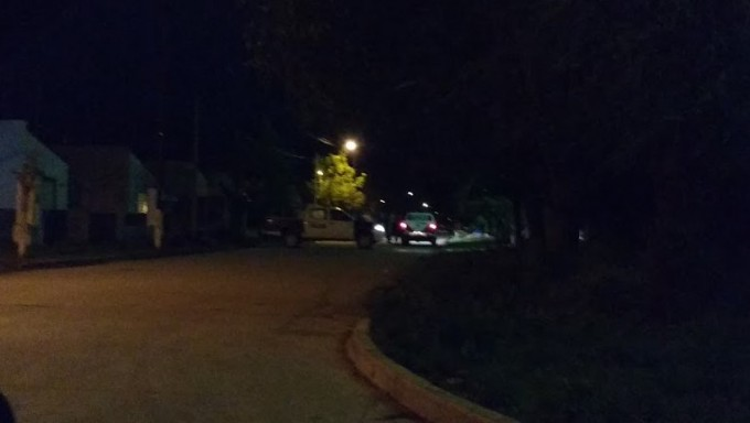 Piden la detención del agresor herido en el Barrio Dorrego