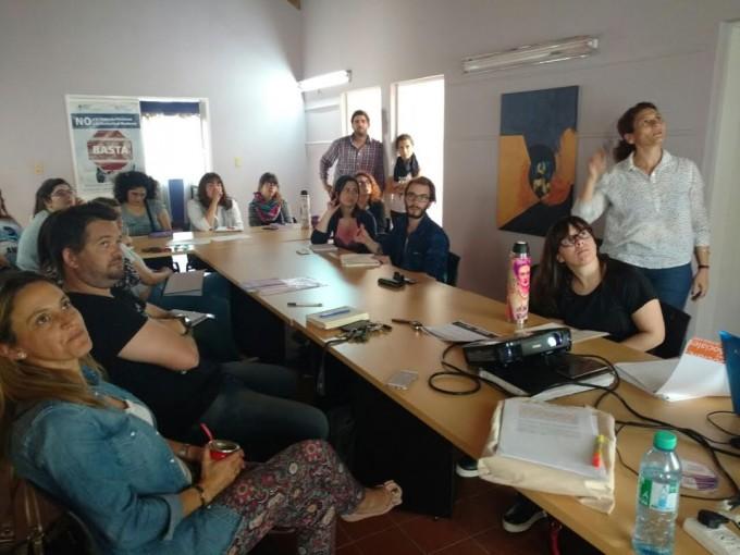 Capacitaciones en Perspectiva de Género y Enfoque de Derechos