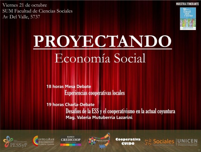 Encuentro Proyectando Economía Social