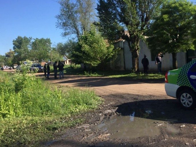 Caso Palahy: siguen buscando el arma homicida