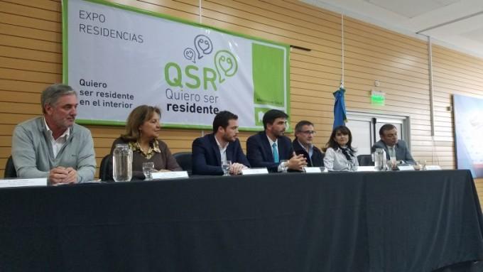 """""""Quiero ser residente"""" en Olavarría"""