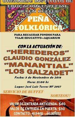 Peña Folkórica