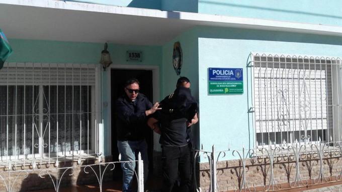 """Un detenido por """"Robo agravado por el uso de arma de fuego"""""""