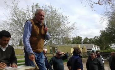 En la tarde de hoy Remate Alfredo Mondino, Sociedad Rural Olavarría