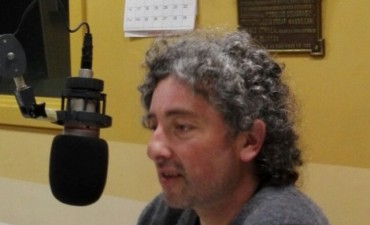 """En la mesa de café de los jueves: Ignacio """"Pacho"""" Montoya Carlotto"""