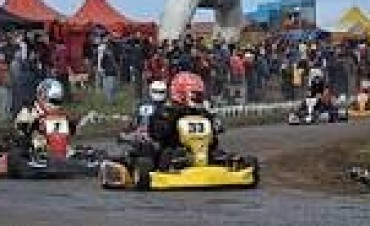 Sin Karting el fin de semana en Tandil