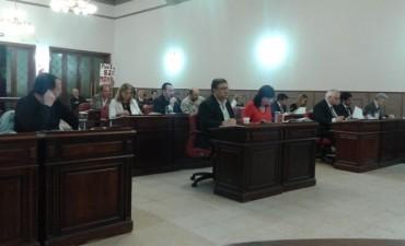 Un apagón interrumpió la sesión del Concejo Deliberante