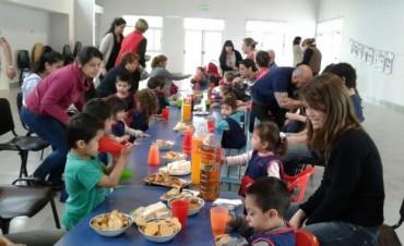 Día de la familia en los Jardines Maternales Municipales