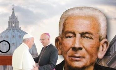Canonización del Cura Brochero: el obispo Salaberry en los actos en Córdoba
