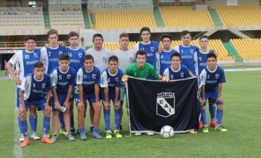 Fútbol: De Recalde a Colombia