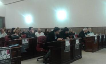 Concejo Deliberante: finalizó la duodécima sesión