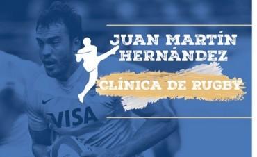 Olavarría recibe a Juan Martín Hernández