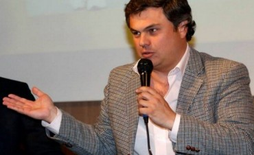 El ministro de Desarrollo Social estuvo de recorrida con Galli y hubo reuniones de trabajo