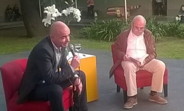 Sacheri: 'escribir me hace bien'