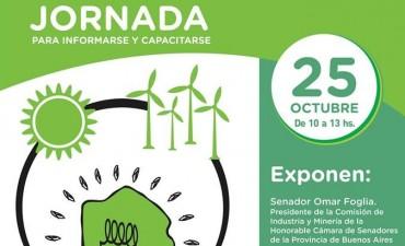 Jornada de energías renovables en el Senado bonaerense