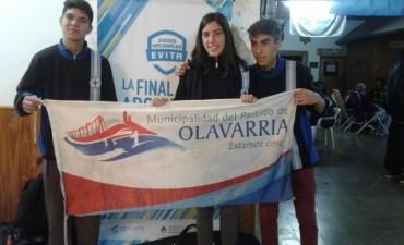Juegos Evita: gran desempeño de los olavarrienses