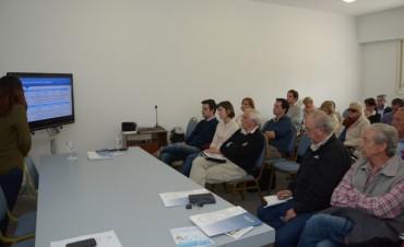 Programas de Empleo: reunión con el sector empresarial