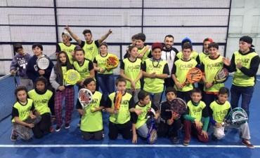 Los equipos del Centro de Día Municipal Espacio Adolescente y del Programa Envión realizan actividades conjuntas