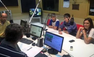 Los campeones nacionales de Tiro en la Radio