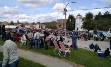 Continúan los festejos por el 137° Aniversario de Sierras Bayas
