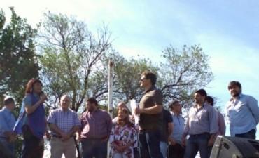 Festejos por el 137° Aniversario de Sierras Bayas