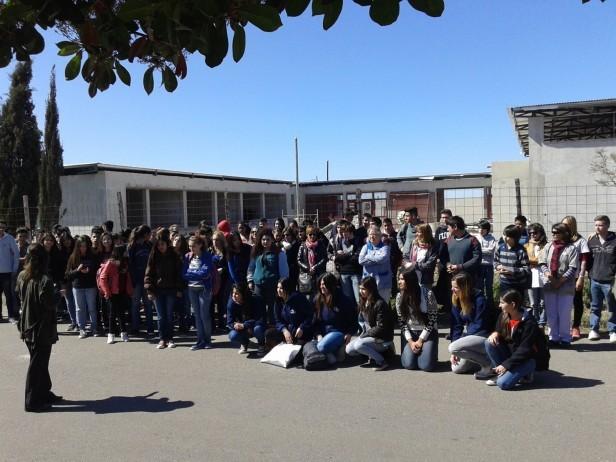 Inauguran la Escuela Secundaria ubicada en el Barrio UOCRA