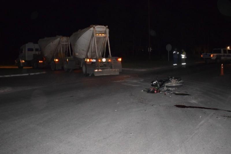Hecho de tránsito deja dos heridos de importancia