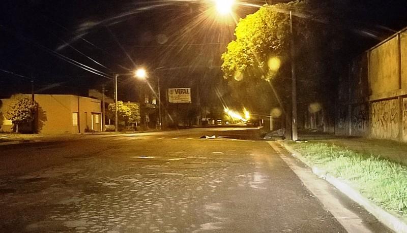 Madrugada trágica: dos fallecidos en un presunto hecho de tránsito