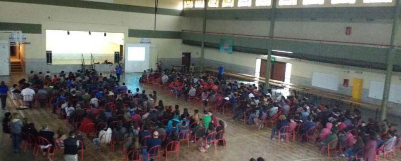 Educación vial: se capacitaron a más de 600 jóvenes