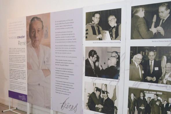El Dr. Ricardo López Santi dialogará sobre el legado de Favaloro
