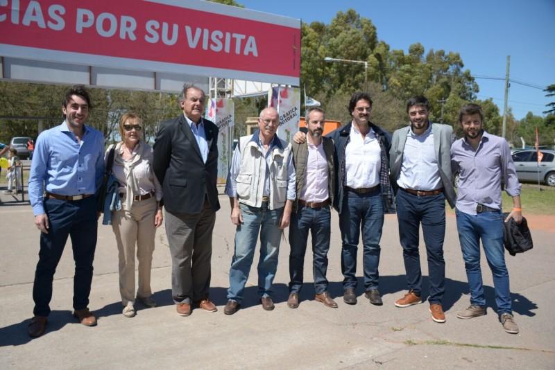 Con la presencia del Ministro de Agroindustria  quedará inaugurada la Expo Olavarría
