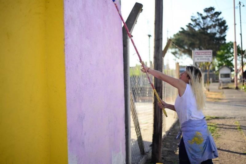 Escuelas se suman al proyecto Puentes 150 años