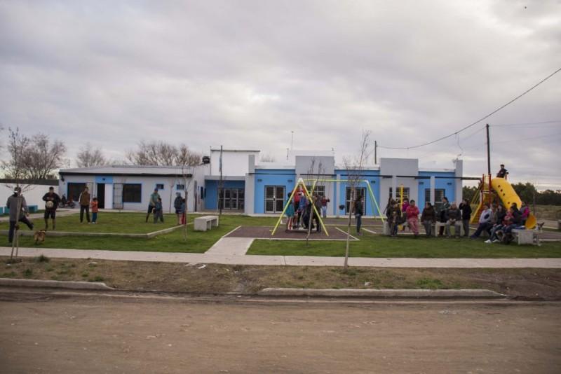 Participá de los talleres en el NIDO del barrio El Progreso