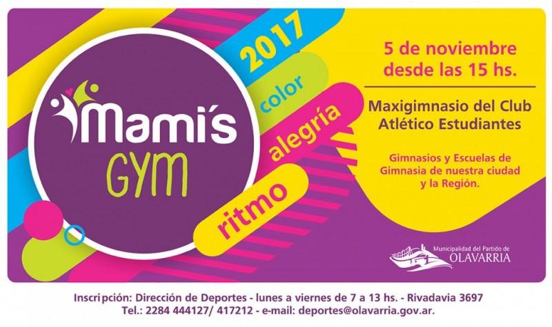 Cambio de fecha: el Mami's gym pasó al 5 de noviembre