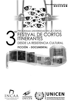 Pasó el Tercer Festival de cortos en la Unidad N°38