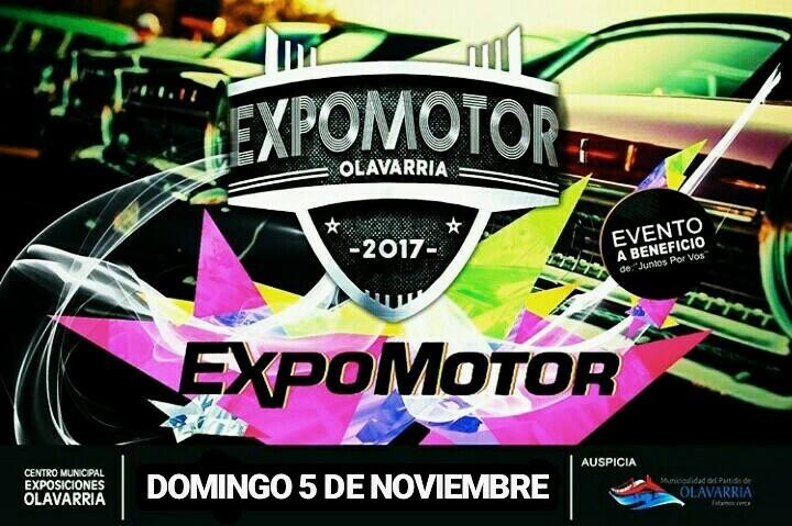 Llega la segunda edición de Expomotor Olavarría