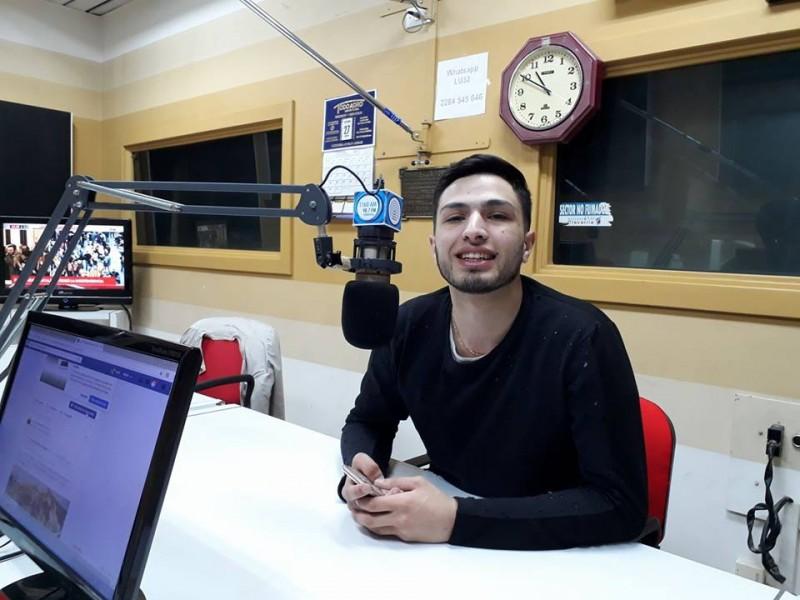 Luqiano: 'Antes el sueño era grabar un disco'