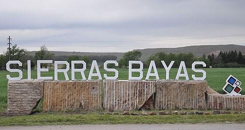 Sierras Bayas postergó los festejos de este domingo en el marco del 138 aniversario