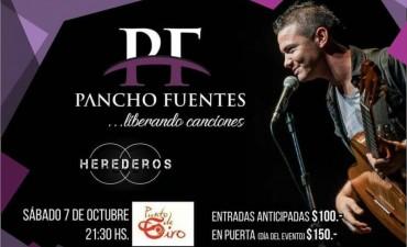 'Pancho' Fuentes en Punto de Giro