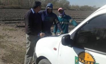 Siguen las negociaciones por el aumento salarial para los trabajadores rurales