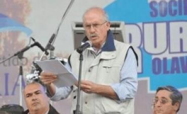 Eduardo Dumois presentó Expo Olavarría 2017