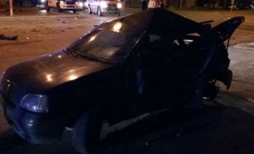 Trágico accidente en Colón y España